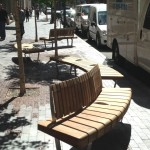 Broad Street Benches