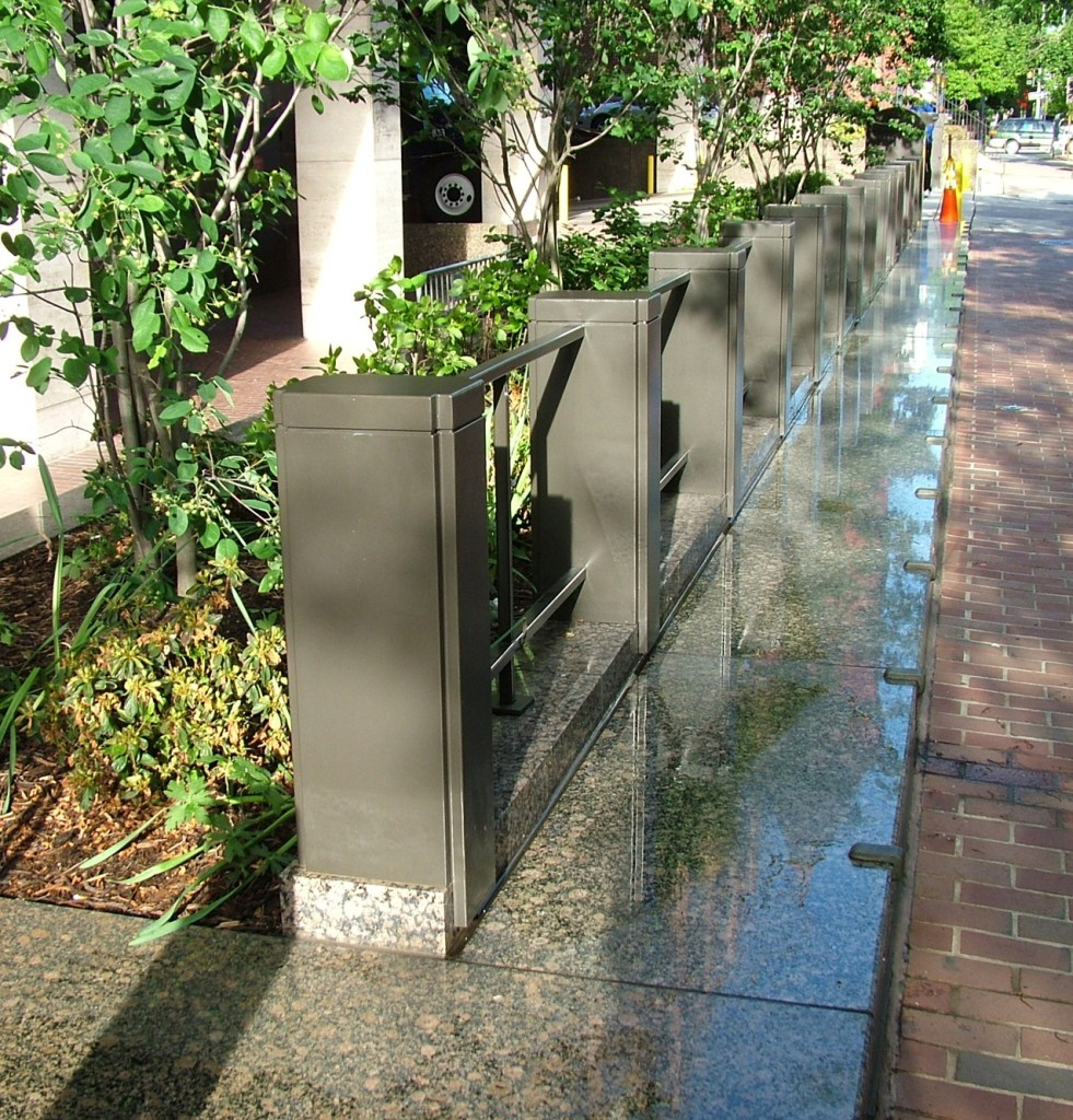 Rectangular Bollards